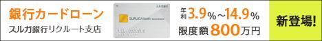 スルガ銀行カードローン